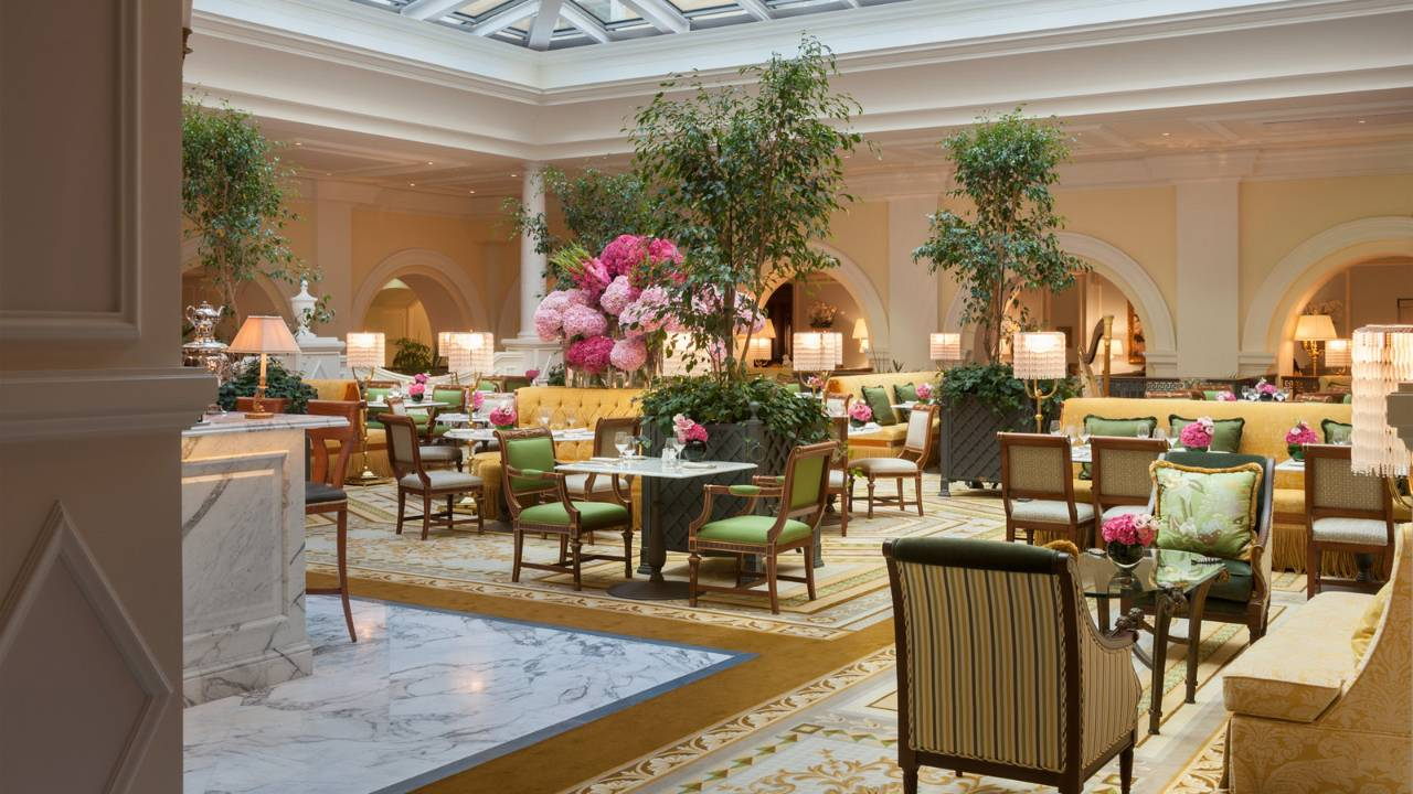 Ресторан Чайная гостиная - фотография 7