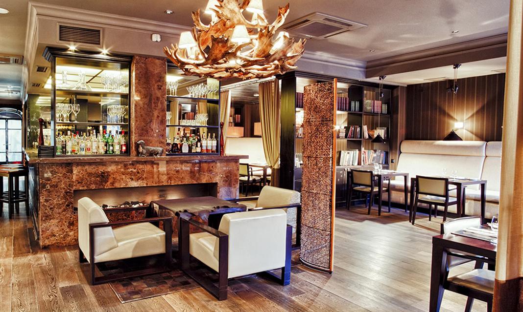 Ресторан Bistrot de Luxe Home - фотография 7
