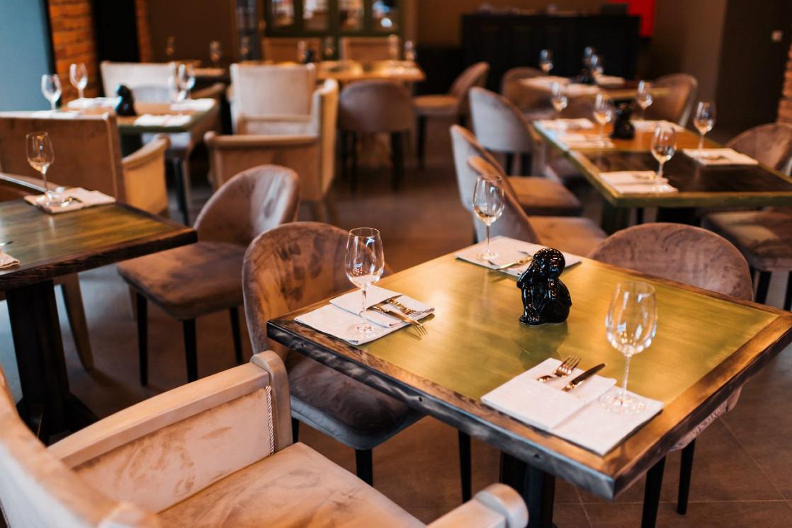 Ресторан Envy Food & Wine - фотография 13