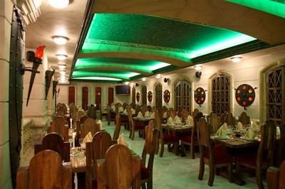 Ресторан Замок огня - фотография 12