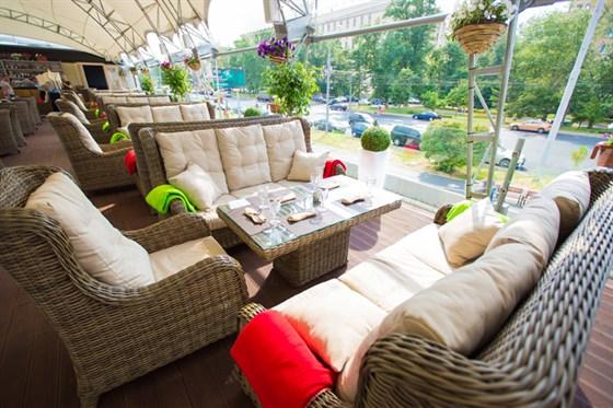 Ресторан Нескучный сад - фотография 6