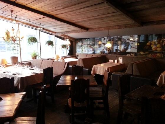 Ресторан Parkking - фотография 3
