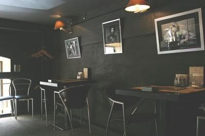 Ресторан 317 - фотография 8 - второй этаж.