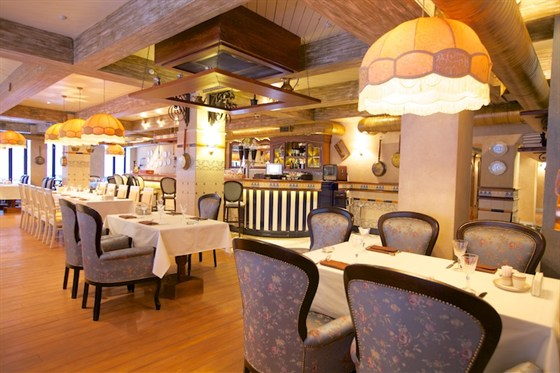"""Ресторан Долма - фотография 6 - Ресторан домашней кухни """"Долма"""""""