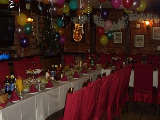 Ресторан Робин Бобин - фотография 3 - Банкет в первом зале