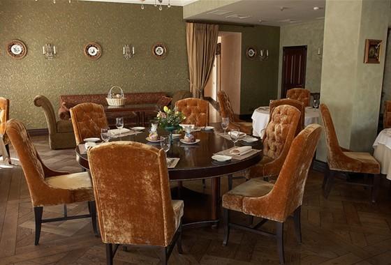 """Ресторан Круаж - фотография 7 - Фрагмент Зала """"Викторианский"""" - 2 этаж"""