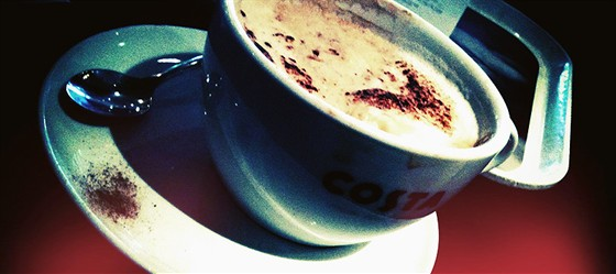 Ресторан Costa Coffee - фотография 16