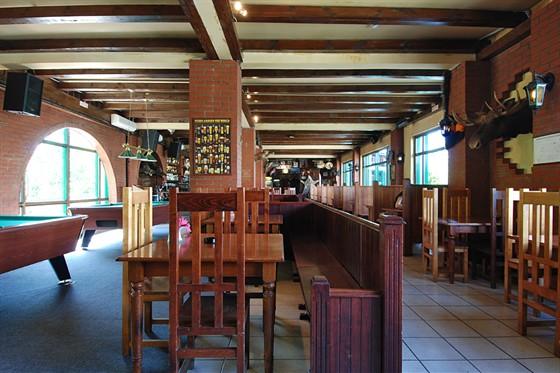 Ресторан Три кабана - фотография 2 - Интерьер