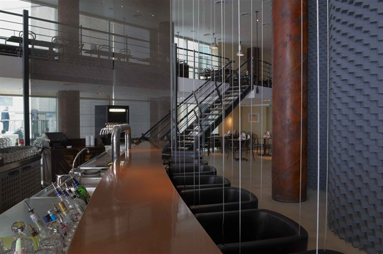 Ресторан Хмель и солод - фотография 3 - Интерьер