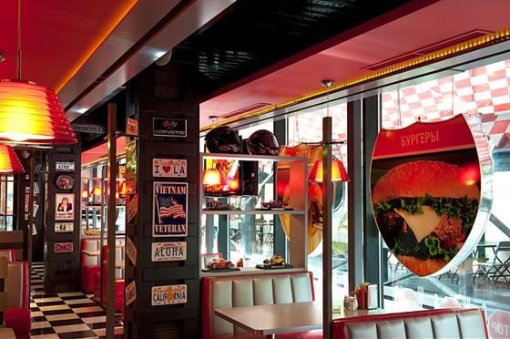 Ресторан Stop Diner - фотография 2
