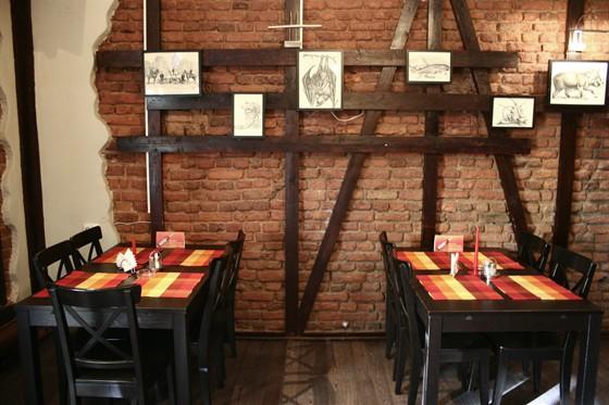Ресторан Клевое место - фотография 8