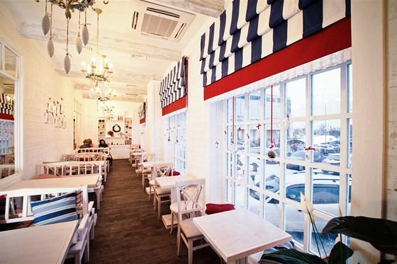 Ресторан Tot Pub - фотография 6 - Веранда. Место для некурящих