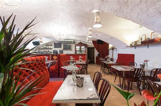 Ресторан Распутин - фотография 10 - Кафе Распутин/Rasputin cafe