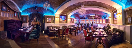 Ресторан Romanov Bar - фотография 9
