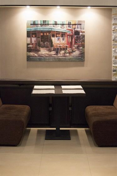 Ресторан Лусюнь - фотография 7 - зал -1