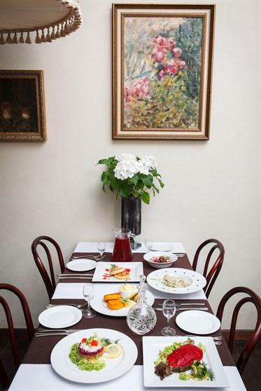 Ресторан Шаляпин - фотография 15