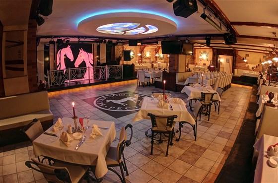 Ресторан Белая лошадь - фотография 10