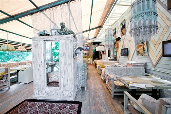 Ресторан Premier Terrace by Bocconcino - фотография 6
