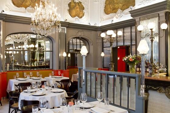 Ресторан Brasserie Мост - фотография 38
