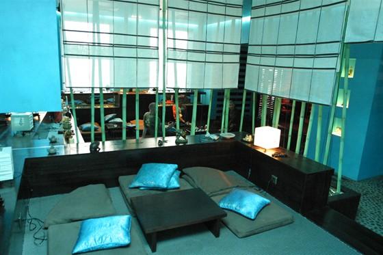 Ресторан ОМ/Чайная студия - фотография 2 - Чайная студия. Беседка.