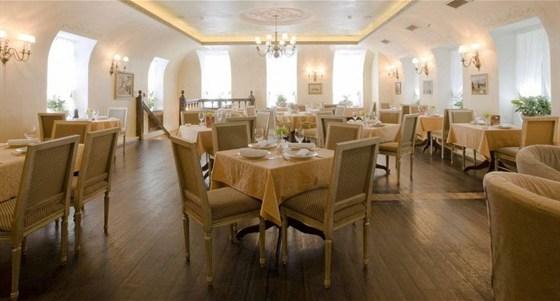 Ресторан La Serenata - фотография 1 - 2-й этаж