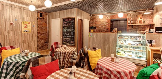 Ресторан Check Point - фотография 2