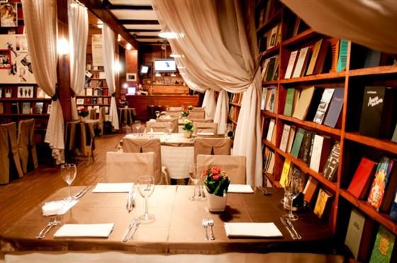 Ресторан Leningrad - фотография 21 - Ресторан