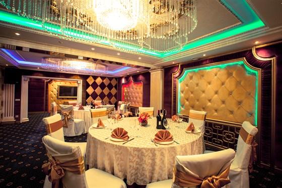 Ресторан Тан - фотография 11 - Европейский зал