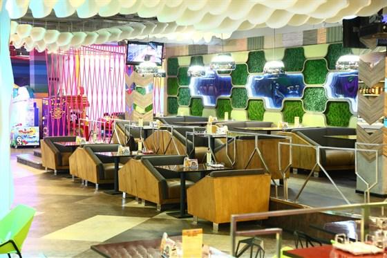 Ресторан Космополис - фотография 4 - Ресторан