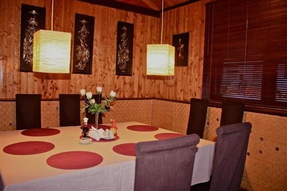 Ресторан Bich Cau - фотография 10 - Приватный зал Бик-Кау, 2012г