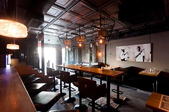 Ресторан The Americano - фотография 19