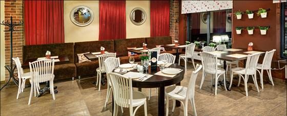 Ресторан Бриошь - фотография 1
