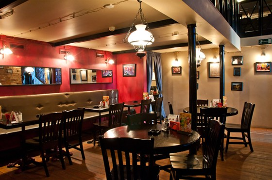 Ресторан Tequila Bar & Boom - фотография 7