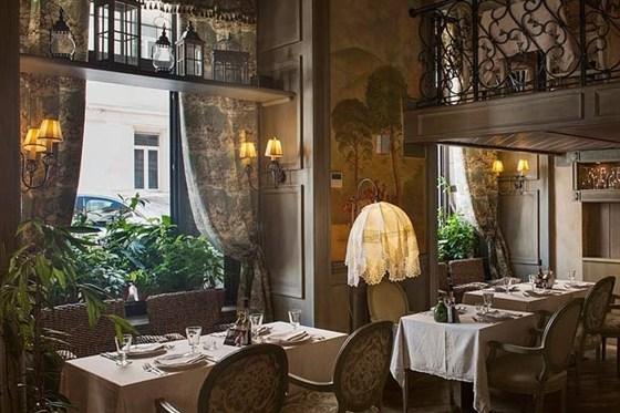 Ресторан Золотой козленок - фотография 8