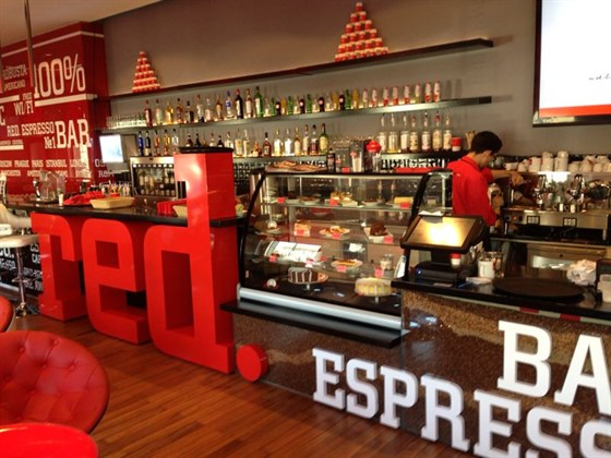 Ресторан Red Espresso Bar - фотография 5