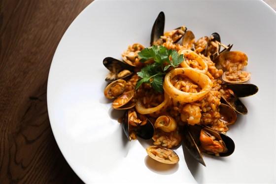 Ресторан Aromi la bottega - фотография 13