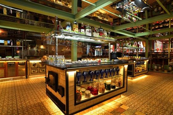 Ресторан Грабли - фотография 12 - грабли