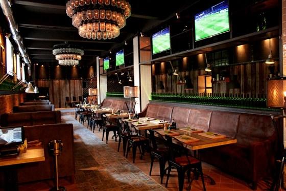 Ресторан Корова - фотография 2