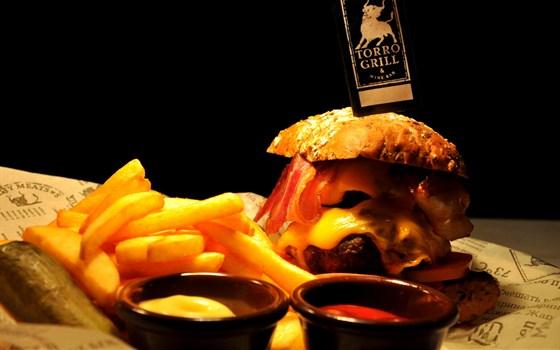 Ресторан Torro Grill - фотография 21 - TG чизбургер