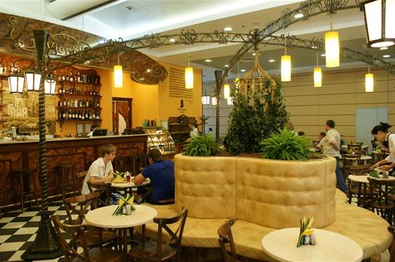 Ресторан Vienna - фотография 2 -  Вена кафе, аэропорт Домодедово