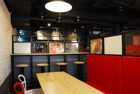 Ресторан Воккер - фотография 16