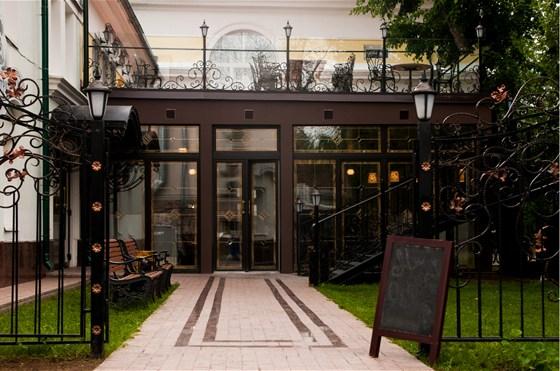 Ресторан Веранда в парке - фотография 4 - находимся в самом большом парке города