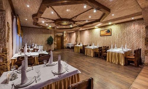 Ресторан Сказка Востока - фотография 15 - Интерьер банкетного зала №3, рассчитан на 80 гостей.