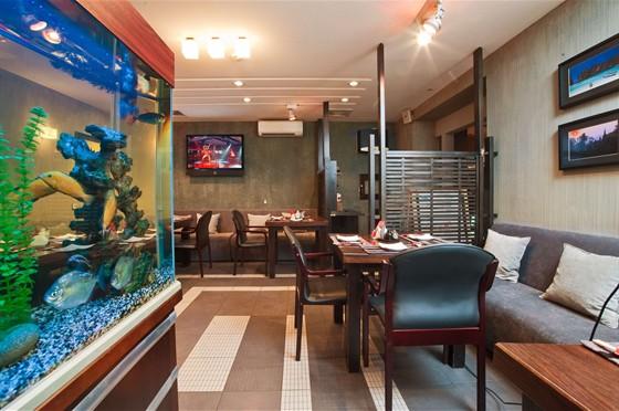 Ресторан Wok - фотография 7 - Зал для некурящих