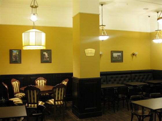 Ресторан Штолле - фотография 2 - Штолле в Домодедово