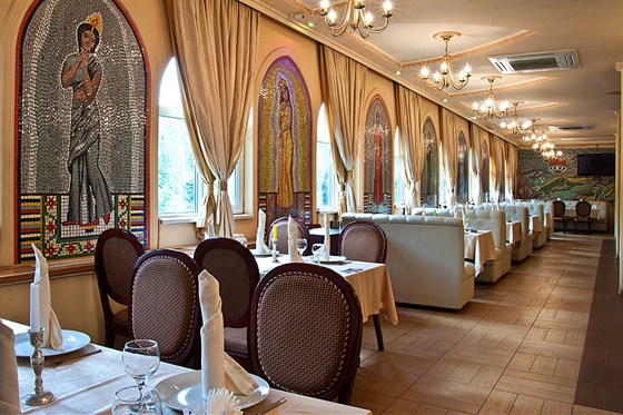 Ресторан Хамса - фотография 15