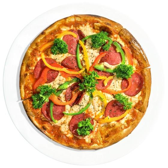 Ресторан La Fenice - фотография 15 - Пицца барбикью