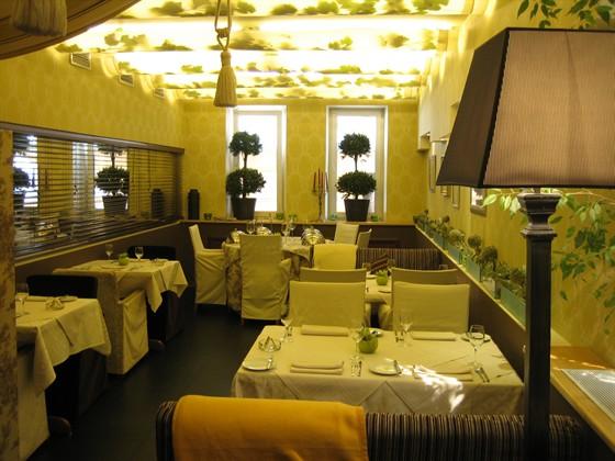 Ресторан Accenti - фотография 15 - Банкетный зал