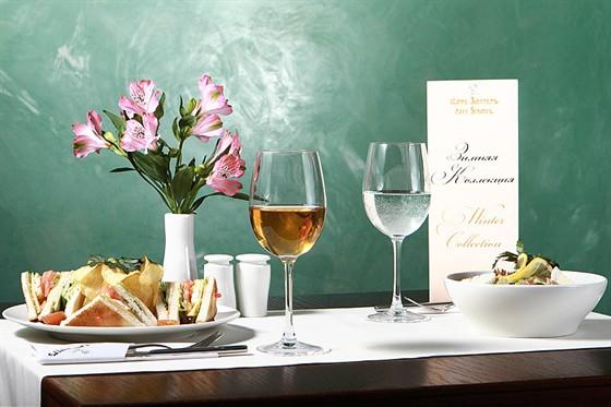Ресторан Зингер - фотография 1