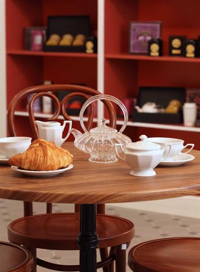 Ресторан Французский чайный дом - фотография 19